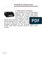 FT2900R - Manual Em Portugues