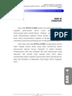 BAB-4 Laporan Pengukuran Topografi