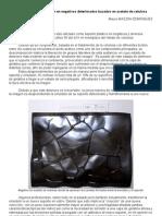 Resumen del proceso de transferencia de emulsión en soportes de acetato de celulosa.