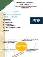 Eneque - La Politica