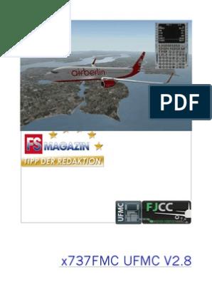 UFMC 2 8 User Manual | Takeoff | Computer File