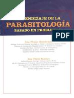 Aprendizaje de La Parasitologia Basado en Problemas