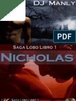 D.J. MANLY - Saga Lobo 1 - Nicholas