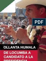 Ollanta Humala de Locumba a Candidato a La Presidencia de Peru