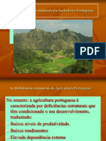 As Deficiencias Estruturais Da Agricultura Portuguesa (1)