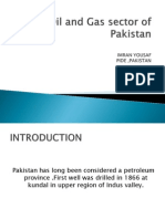 Oil and Gas Sector Pakistan SLIDES