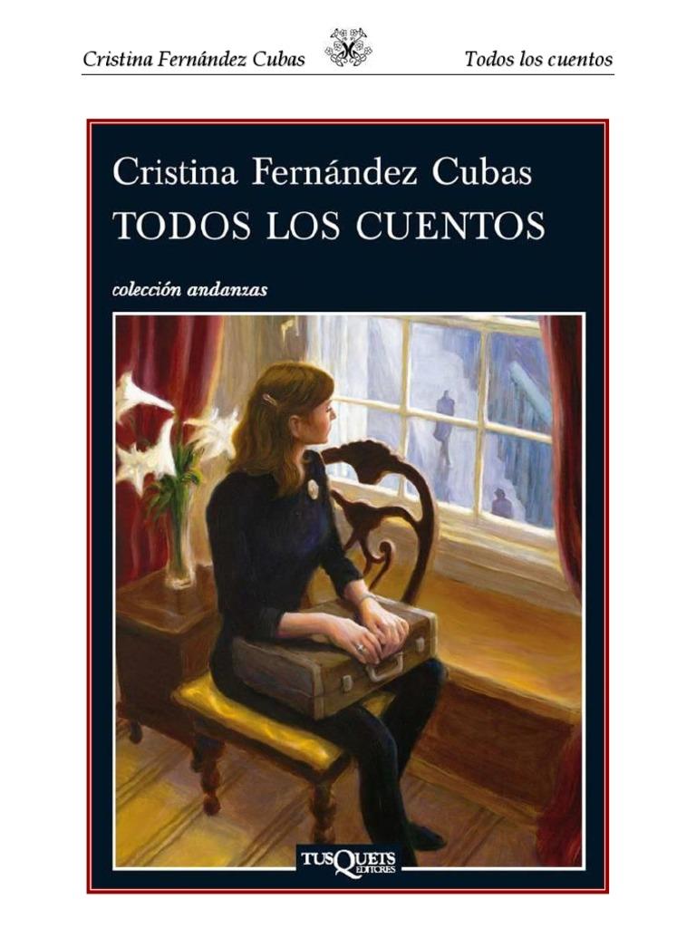 Resultado de imagen de todos los cuentos cristina fernandez cubas pdf
