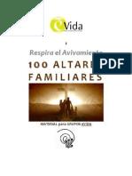 100 Altares Familiares