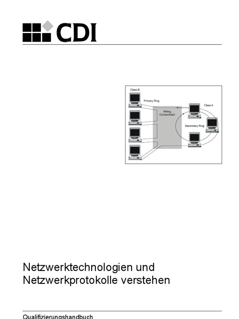 Netzwerktechnologien Und Protokolle