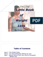 Little Book of Weight Loss