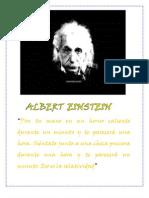 Biografia de EISTEIN