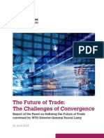 WTO Report - The Future of Trade