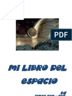 PRESENTACIÓN MI LIBRO DEL UNIVERSO
