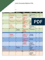 Planificacion IX Semestre