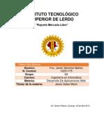 Reporte Mercado Libre