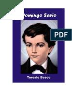 Santo Domingo Savio Libro