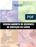 GERENCIAMENTO DE RESÍDUOS P SERVIÇOS DE SAUDE -PARTE 1