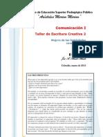 Tema 2- Escritura Creativa 2 - Fichas.docx