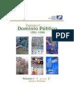 patentes para uso en México (Química-Metalúrgia)