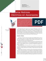 BIT - Sistema Motrices Eléctricos en Ascensores