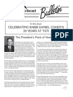 TSTI Bulletin- May 2013