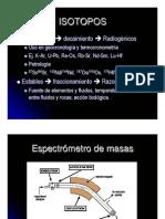 Clase 18 Isotopos 2007