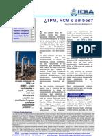 RCM y TPM E Magister