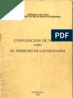 Libro Convención de Viena Sobre el Derecho de Los Tratados