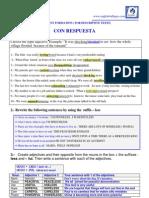 Adjective Formation _ Resspuestas