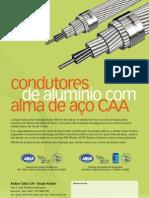 Cabos Caa Condutores de Aluminio Com Alma de Aco