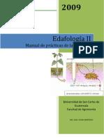 17556342 Manual de Laboratorio de Edafologia II