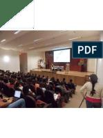 Abogada Claudia Lozano Torres en Conferencia MUJER CON VALOR
