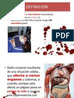 Politrauma pediatrico