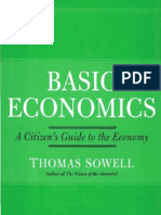 Basic Economics A Citizen's Guide to the Economy