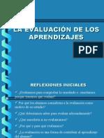 1-La Evaluacion de Los Aprendizajes (1)