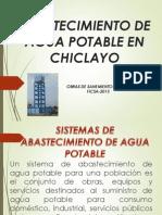 Abastecimiento de Agua Potable en Chiclayo