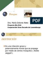 Dengue Y trasnfusión