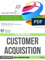 The Startup Guide - Customer Acquisition & Marketing