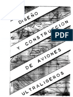 Beaujon Herbert - Diseño Y Construccion De Aviones Ultraligeros