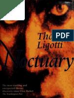 Ligotti, Thomas - Noctuary (Carroll & Graf, 1994)