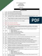 ADMU Academic Calendar 2011-2012