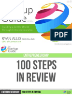 The Startup Guide - 100 Steps to Building a Startup