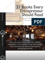 21 Books Every Entrepreneur Should Read & Own | YouIncPro