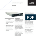 x3650 M2 Data Sheet