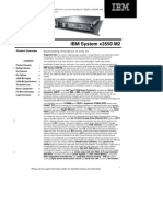 x3550 M2 Data Sheet