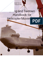 Helo Movement Tiedown Procedures