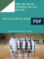 6 Instalacion de Venoclisis
