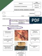 CIVILIZACIONES de Fenicia Hebreo y Percia 1hge