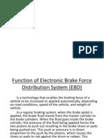 modern brake system
