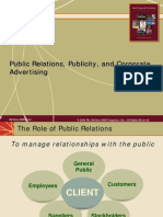 Chap17public Relations Publicity and Corporate Advertising 1225869851764540 9-4-120124020009 Phpapp01